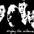 Enjoy The Silence by Filip Hellman