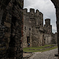 Enter Conwy Castle by John McGraw