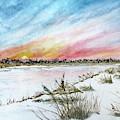 Ephemeral Sunset by Janice Petrella-Walsh