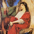 Euterpe 1872 by Bocklin Arnold