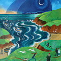Evening Sea Breezes by Lisa Graa Jensen