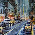 Evening Traffic by Stefano Popovski