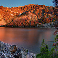 Everson Lake by Leland D Howard