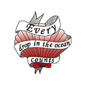 Every Drop In The Ocean Counts by Squid Power
