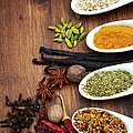Exotic Spices by Gmvozd