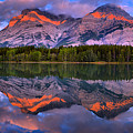 Extra Wide Wedge Pond Sunrise Panorama by Adam Jewell