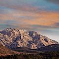 Fading Light On Granite Mountain by Scott Kemper