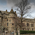 Falkland Palace by Ross G Strachan
