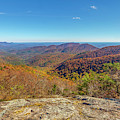 Fall Beauty At Preachers Rock by Keith Smith