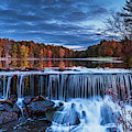 Fall In The Hudson Valley  by Gina Santos