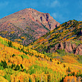Fall On The North Face Of Pikes Peak by Steve Krull