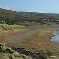 Fanore Beach The Burren by Peter Skelton