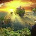 Fantasy - The Three Kingdoms by Mike Savad