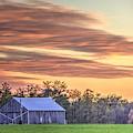 Farm From Beyond 2 by John Scatcherd