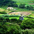 Farm Houses by M Bernardo