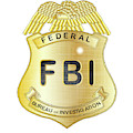 Fbi Badge by Bigalbaloo Stock