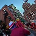 Feast Of St. Agrippina - Boston, Ma by Joann Vitali
