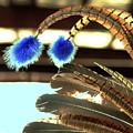 Feathers Of A Headdress by Kae Cheatham
