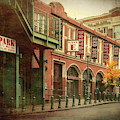 Fenway Park Gate E - Lansdowne St by Joann Vitali
