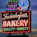 Federhofer's Vintage Neon by Robert FERD Frank