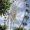 Feris Wheel - V And A Waterfront, Cape Town by Rob Huntley