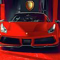 Ferrari Red by Garland Johnson