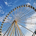 Ferris Wheel 8 by Andrea Anderegg