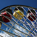 Ferris Wheel Fun by Matthew Nelson