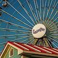 Ferris Wheel Seaside Boardwalk by Susan Candelario