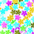 Festive Flakes by Jorgo Photography - Wall Art Gallery