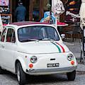 Fiat 500 Topolino by Les Palenik