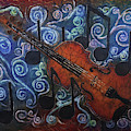 Fiddle 1 by Sue Duda