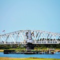 Figure Eight Island Bridge by Cynthia Guinn