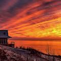 Fire Sky by Pete Federico