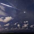 Fireball In The Sky by Joe Leone