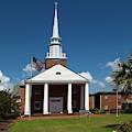 First Baptist Church North Myrtle Beach S C by Bob Pardue