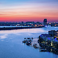 Firstlight Over Clearwater by Jeff Phillippi