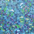 Fish And Flora 2 by Janyce Boynton