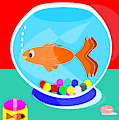 Fish Tank With Fish And Complete Kit by Jon Fennel