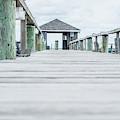 Fishing Dock Cape Cod by Wendy Fielding
