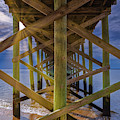 Fishing Pier Keansburg Nj by Susan Candelario