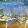 Fishing Ready by Alice Gipson