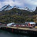 Fishing Village A On Lofoten by Kai Mueller