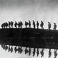Flanders Soldiers by Frank Hurley