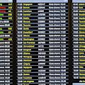 Flight Schedule by Les Palenik