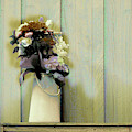Floral Art 404 by Miss Pet Sitter