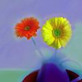 Floral Art 409 by Miss Pet Sitter