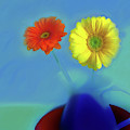 Floral Art 410 by Miss Pet Sitter