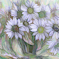 Floral Decor By Olena Art by OLena Art