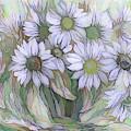 Floral Decor By Olena Art by OLena Art - Lena Owens